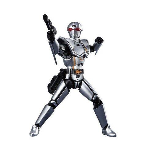 SHODO SUPERに「超電子バイオマン」からバイオハンター・シルバが登場! バイバスター、シルバニードルのオプションパーツが付属!!