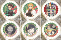 全33種から選べる「鬼滅の刃」のクリスマスケーキが登場! クリスマス限定でイチゴ果肉が増量中♪