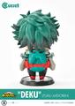 「僕のヒーローアカデミア」、緑谷出久がぬいぐるみデザインのCutie1シリーズに登場!