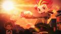 「タカラトミーチャンネル」のアニメ「キャップ革命 ボトルマン」第10話場面カット公開!