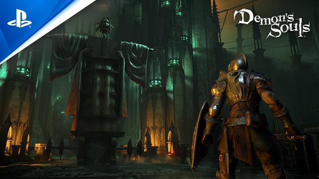 現在発売中のPS5「Demon's Souls」よりローンチトレーラーが公開!