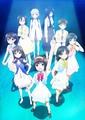 TVアニメ「ゲキドル」、2021年1月5日(火)放送開始決定! キービジュアルも公開!