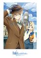 12月5日公開「劇場版 Fate/Grand Order -神聖円卓領域キャメロット」、新宿駅メトロプロムナードにて本日より大型広告掲出開始!