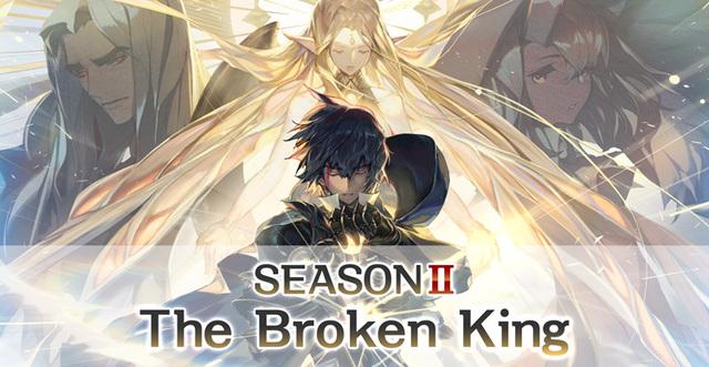 タクティクスバトルRPG「キングダムオブヒーローズ」、Season2アップデート「The Broken King」開幕!