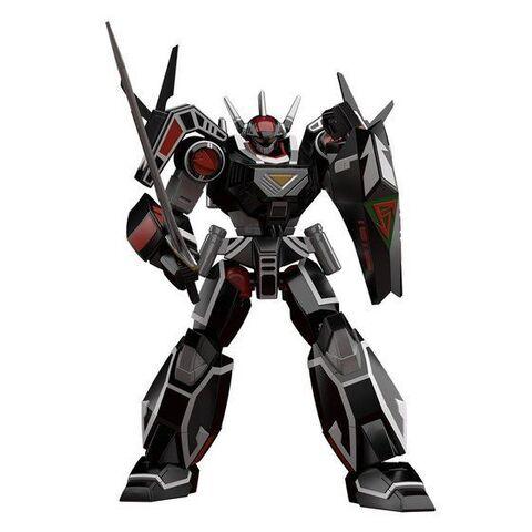 「超電子バイオマン」からバイオハンター・シルバが操る巨大ロボ、バルジオンがスーパーミニプラに登場!