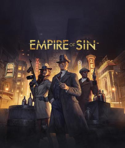 セガから新作クライムストラテジー「Empire of Sin エンパイア・オブ・シン」がPS4/Switchで2月25日発売決定!