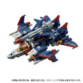 トライヴァースシリーズ 飛行機能特化型マシン!「ダイアクロン DA-71 トライヴァース トライジェッター<Dキャリバー」発進!!