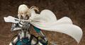 劇場版「Fate/Grand Order -神聖円卓領域キャメロット-」、「ベディヴィエール」が風を感じるような躍動感あふれるスケールフィギュアに!