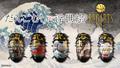 衝撃を生み出し続ける「だんごむし」シリーズ、今度は背中に浮世絵を載せて登場! アートを掛け合わせた「BUGARTS」第2弾、予約受付開始!!