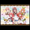 TVアニメ「五等分の花嫁∬」の催事「バレンタインストーリーinアニメイト」が、1月22日(金)より全国で開催!