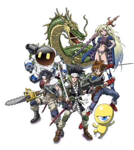 大ヒットRPG「Sa・Ga COLLECTION」のSwitch版がついに本日発売!「サガ30周年記念BOX【神】」も!