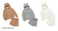 つぶまめのクッションやルームシューズも! ジェラート ピケ「あつまれ どうぶつの森」コレクション追加販売、12月22日(火)正午12:00開始!!