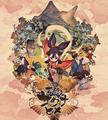 映画「大コメ騒動」× ゲーム「天穂のサクナヒメ」がコラボ! コラボコメント入りチラシを配布!