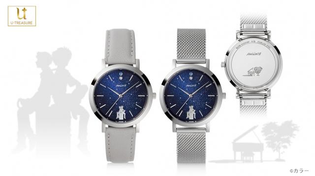 映画「ヱヴァンゲリヲン新劇場版:Q」シンジとカヲル腕時計&「ロンギヌスの槍」モチーフの指輪が同時販売開始