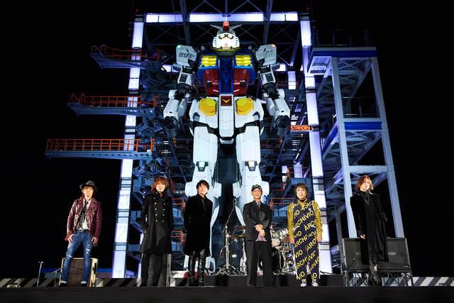 富野由悠季「ガンダムは、やさしかった」──ヨコハマの地に、ガンダム立つ!「GUNDAM FACTORY YOKOHAMA」ついにオープン!!