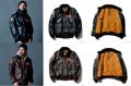 「機動戦士ガンダム」、宇宙世紀のリアルアーミーコレクション第2弾はデッキ&レザージャケット、トレーナー、パーカが登場!