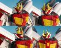 変形合体ギミックとプロポーションのバランスが抜群! ファンも納得の『スーパーミニプラ勇者指令ダグオン「ファイヤーダグオン」』を作ってみた!【泰勇気の週末プラモ第25回】