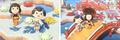 Switch「あつまれ どうぶつの森」にて、京友禅の「千總」が夢番地と振袖マイデザインを公開!