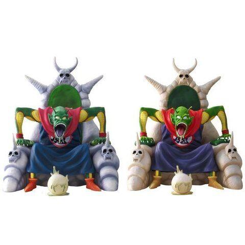 「ドラゴンボールアライズ」最新弾は、ピッコロ大魔王が立体化! 不思議な呪文のようなものを唱えて、口から卵を吐き出すシーンを完全再現!!