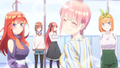 TVアニメ「五等分の花嫁∬」、第2話「七つのさよなら 第一章」あらすじ&先行カット公開!
