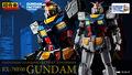 「GUNDAM FACTORY YOKOHAMA」RX-78F00 ガンダムが超合金で登場! 精密な設計と塗装で鋼の体躯を再現!!