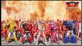 全ての並行世界を救え! スーパー戦隊第45作「機界戦隊ゼンカイジャー」制作発表会レポート! 主題歌はつるの剛士、劇伴は渡辺宙明が担当!