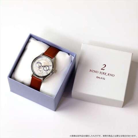 「五等分の花嫁∬」5姉妹の腕時計が予約受付中!