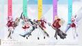 スマートフォン向けゲームアプリ「アサルトリリィ Last Bullet」、ついに本日1月20日(水)サービス開始!