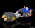 合体・変形も完全再現!「元気爆発ガンバルガー」より「リボルガー」がプラスチックモデル「MODEROID」に登場!