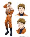 アニメ「指先から本気の熱情 2-恋人は消防士-」、過激プレミアム版とあわせて制作決定!