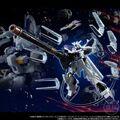 「機動戦士ガンダム Gフレーム」第12弾「Hi-νガンダム」のオプションパーツセットが登場! ハイパー・メガ・バズーカ・ランチャーなど豊富な武装を収録!