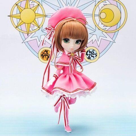 「カードキャプターさくら クリアカード編」の「木之本 桜」がピンクのバトルコスチューム姿で「プーリップ」に登場!