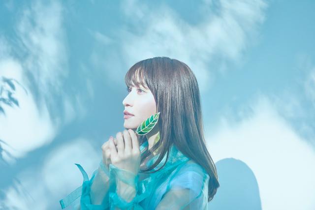 【インタビュー】デビュー10年を越えての原点回帰!? 中島愛の始まりの色でもある「緑」をテーマにした、爽やかなアルバム「green diary」