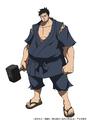 2021年春放送開始のTVアニメ「SHAMAN KING」、阿弥陀丸の親友、喪助役は森田成一に決定! コメント到着!!