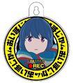 「ゆるキャン△」より、キャンプ時のガーランドにもなるカーサインに、リンちゃんの「おいまじか」など新デザインが登場!