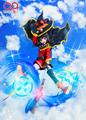 「CAworks」第2弾! アニメ「この素晴らしい世界に祝福を!」より、爆裂魔法を解き放つ「めぐみん」のフィギュアが登場!
