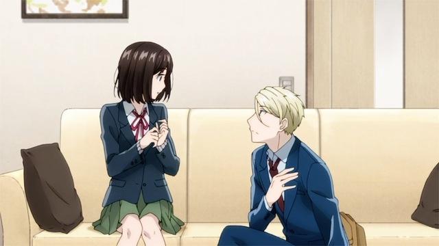 春アニメ「恋と呼ぶには気持ち悪い」、主題歌入りPV公開! 2月10日からコラボカフェの開催も!