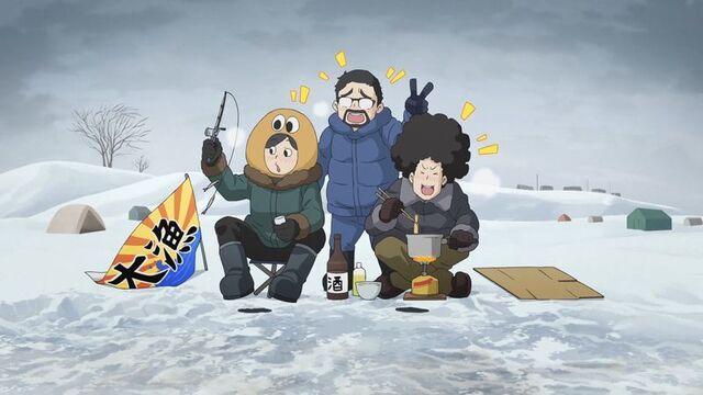 「ゆるキャン△ SEASON2」に「水曜どうでしょう」のディレクター「ふじやん&うれしー」こと藤村忠寿と嬉野雅道の2人が声優として特別出演!