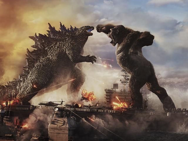 最強はどっちだ!「ゴジラvsコング」5月14日公開決定! 日本版予告映像が解禁