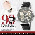 「BETTY BOOP」×「SEIKO」のコラボ時計が300本限定で発売! 生誕90周年の限定モデルが登場!!