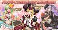 「千年戦争アイギス」シリーズにてバレンタインキャンペーン本日スタート! 期間限定のバレンタインユニット召喚も開催中!