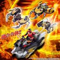 SO-DO CHRONICLEに「仮面ライダークウガ」の愛車「ビートチェイサー2000」&「ゴウラム」がセットで登場!