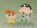 「クレヨンしんちゃん」、好奇心旺盛な5才児「野原しんのすけ」がパジャマ姿でねんどろいどになって登場! 妹の「ひまわり」も!!