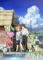 アニメ「ひぐらしのなく頃に業」、「AnimeJapan 2021」にてキャスト登壇ステージが開催決定!