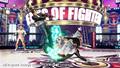 新作対戦格闘ゲーム「THE KING OF FIGHTERS XV」、「神楽ちづる」キャラクタートレーラー公開! 神楽ちづる、草薙 京、八神 庵が【三種の神器チーム】を結成!