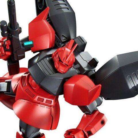 「機動戦士ガンダム MSV-R」より、ゲルググ/リゲルグの強化発展機「ゲルググ ウェルテクス」がHGシリーズに登場!