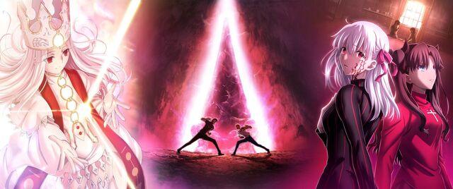 「劇場版『Fate/stay night [Heaven's Feel]』Ⅲ.spring song」、Blu-ray&DVD描き下ろしデジジャケットイラスト公開!