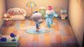 「あつまれ どうぶつの森」で、amiiboカード【サンリオキャラクターズコラボ】を使った遊びが追加!
