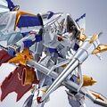 「機動戦士ガンダム外伝」、最高位「バーサル騎士」の名前を賜れし白き勇者が、リアルタイプになってMETAL ROBOT魂に登場!