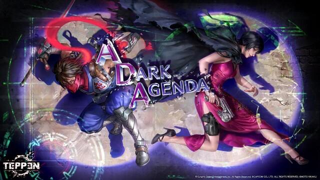 「TEPPEN」に「バイオハザード」より「エイダ・ウォン」&新カードセット「A Dark Agenda」実装!
